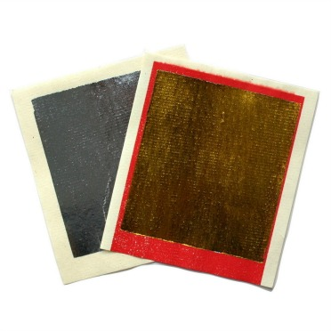 Traditional Joss Paper Squares with Large Foil